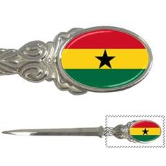 Flag of Ghana Letter Openers