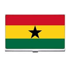 Flag of Ghana Business Card Holders