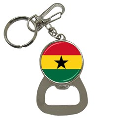 Flag of Ghana Button Necklaces