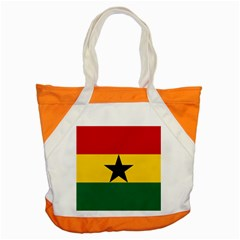 Flag of Ghana Accent Tote Bag