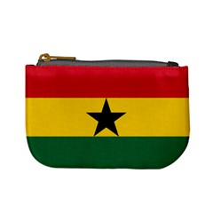 Flag of Ghana Mini Coin Purses