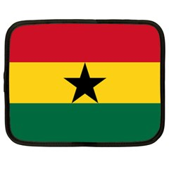 Flag of Ghana Netbook Case (XL)