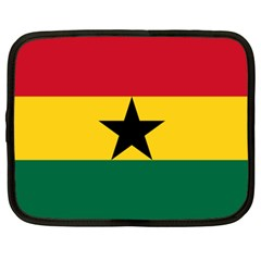 Flag of Ghana Netbook Case (XXL)
