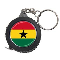 Flag of Ghana Measuring Tapes