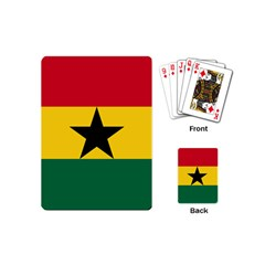Flag of Ghana Playing Cards (Mini)