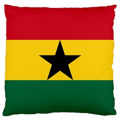 Flag of Ghana Large Cushion Case (Two Sides)