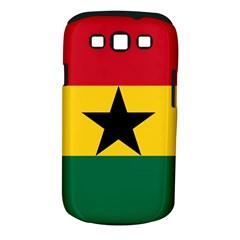 Flag of Ghana Samsung Galaxy S III Classic Hardshell Case (PC+Silicone)