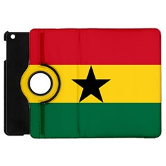 Flag of Ghana Apple iPad Mini Flip 360 Case
