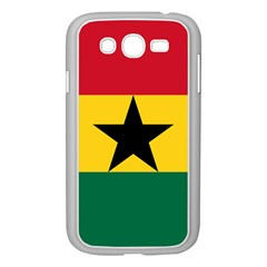 Flag of Ghana Samsung Galaxy Grand DUOS I9082 Case (White)