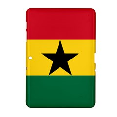 Flag of Ghana Samsung Galaxy Tab 2 (10.1 ) P5100 Hardshell Case