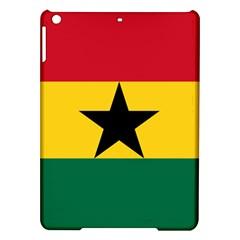 Flag of Ghana iPad Air Hardshell Cases
