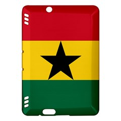 Flag of Ghana Kindle Fire HDX Hardshell Case
