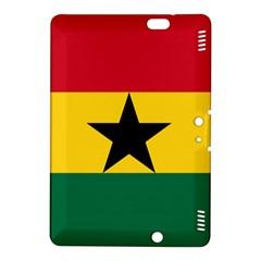 Flag of Ghana Kindle Fire HDX 8.9  Hardshell Case
