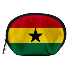 Flag of Ghana Accessory Pouches (Medium)