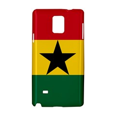 Flag of Ghana Samsung Galaxy Note 4 Hardshell Case