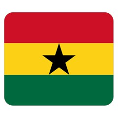 Flag of Ghana Double Sided Flano Blanket (Small)