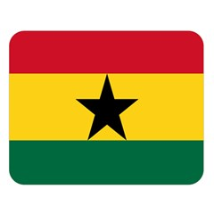 Flag of Ghana Double Sided Flano Blanket (Large)
