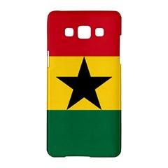Flag of Ghana Samsung Galaxy A5 Hardshell Case