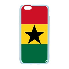 Flag of Ghana Apple Seamless iPhone 6/6S Case (Color)