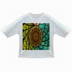 Kaleidoscope Dream Illusion Infant/toddler T Shirts