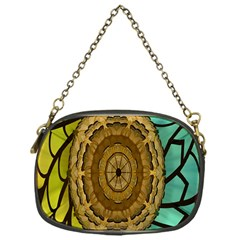 Kaleidoscope Dream Illusion Chain Purses (One Side)