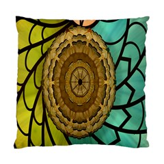 Kaleidoscope Dream Illusion Standard Cushion Case (one Side)
