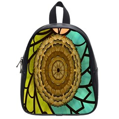 Kaleidoscope Dream Illusion School Bags (small)