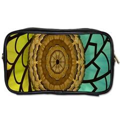 Kaleidoscope Dream Illusion Toiletries Bags