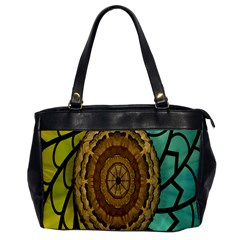 Kaleidoscope Dream Illusion Office Handbags
