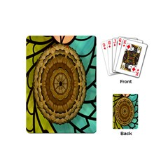 Kaleidoscope Dream Illusion Playing Cards (mini)