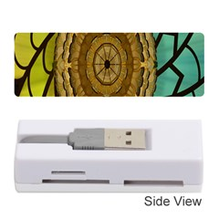 Kaleidoscope Dream Illusion Memory Card Reader (stick)