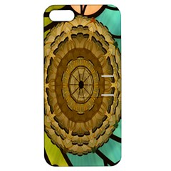 Kaleidoscope Dream Illusion Apple Iphone 5 Hardshell Case With Stand