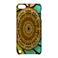 Kaleidoscope Dream Illusion Apple Ipod Touch 5 Hardshell Case With Stand