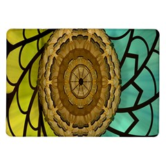 Kaleidoscope Dream Illusion Samsung Galaxy Tab 10 1  P7500 Flip Case