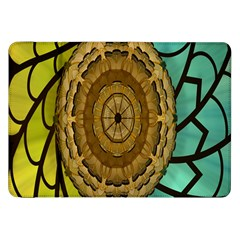 Kaleidoscope Dream Illusion Samsung Galaxy Tab 8 9  P7300 Flip Case