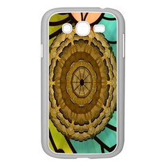 Kaleidoscope Dream Illusion Samsung Galaxy Grand Duos I9082 Case (white)