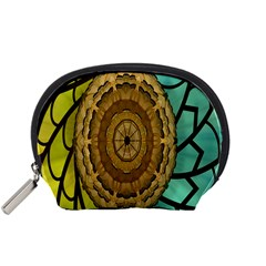 Kaleidoscope Dream Illusion Accessory Pouches (small)