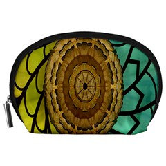 Kaleidoscope Dream Illusion Accessory Pouches (large)