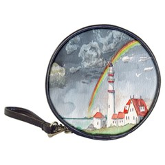Watercolour Lighthouse Rainbow Classic 20-CD Wallets