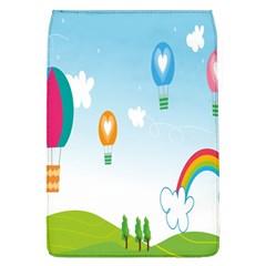 Landscape Sky Rainbow Garden Flap Covers (l)