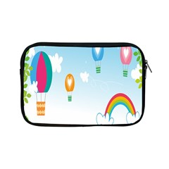 Landscape Sky Rainbow Garden Apple Ipad Mini Zipper Cases