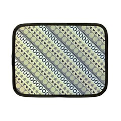 Abstract Seamless Pattern Netbook Case (Small)