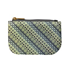 Abstract Seamless Pattern Mini Coin Purses