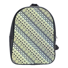 Abstract Seamless Pattern School Bags(Large)
