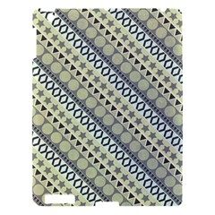 Abstract Seamless Pattern Apple Ipad 3/4 Hardshell Case