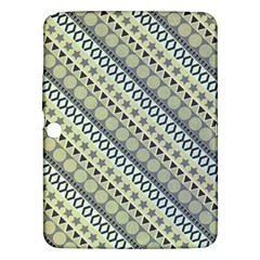 Abstract Seamless Pattern Samsung Galaxy Tab 3 (10 1 ) P5200 Hardshell Case