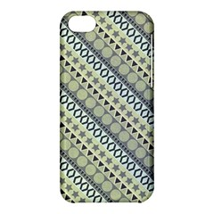Abstract Seamless Pattern Apple Iphone 5c Hardshell Case