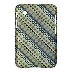Abstract Seamless Pattern Samsung Galaxy Tab 2 (7 ) P3100 Hardshell Case