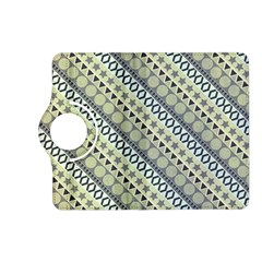 Abstract Seamless Pattern Kindle Fire Hd (2013) Flip 360 Case