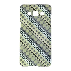 Abstract Seamless Pattern Samsung Galaxy A5 Hardshell Case